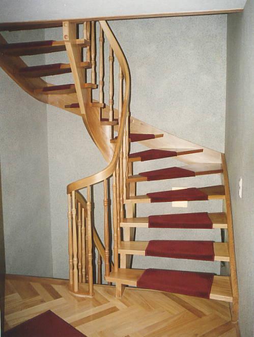 aufgesattelte treppen. Black Bedroom Furniture Sets. Home Design Ideas